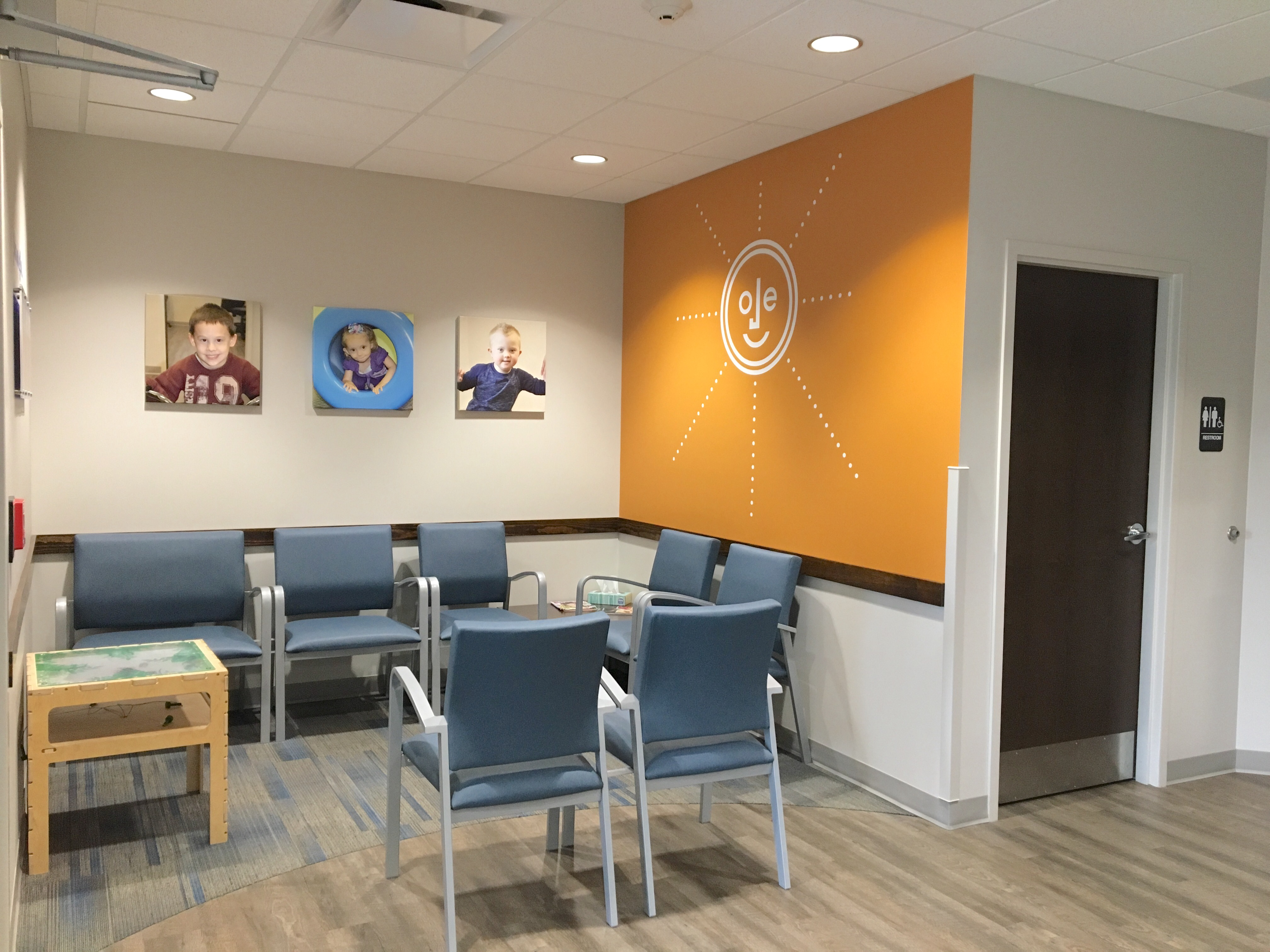 Joe's Kids Waiting Room
