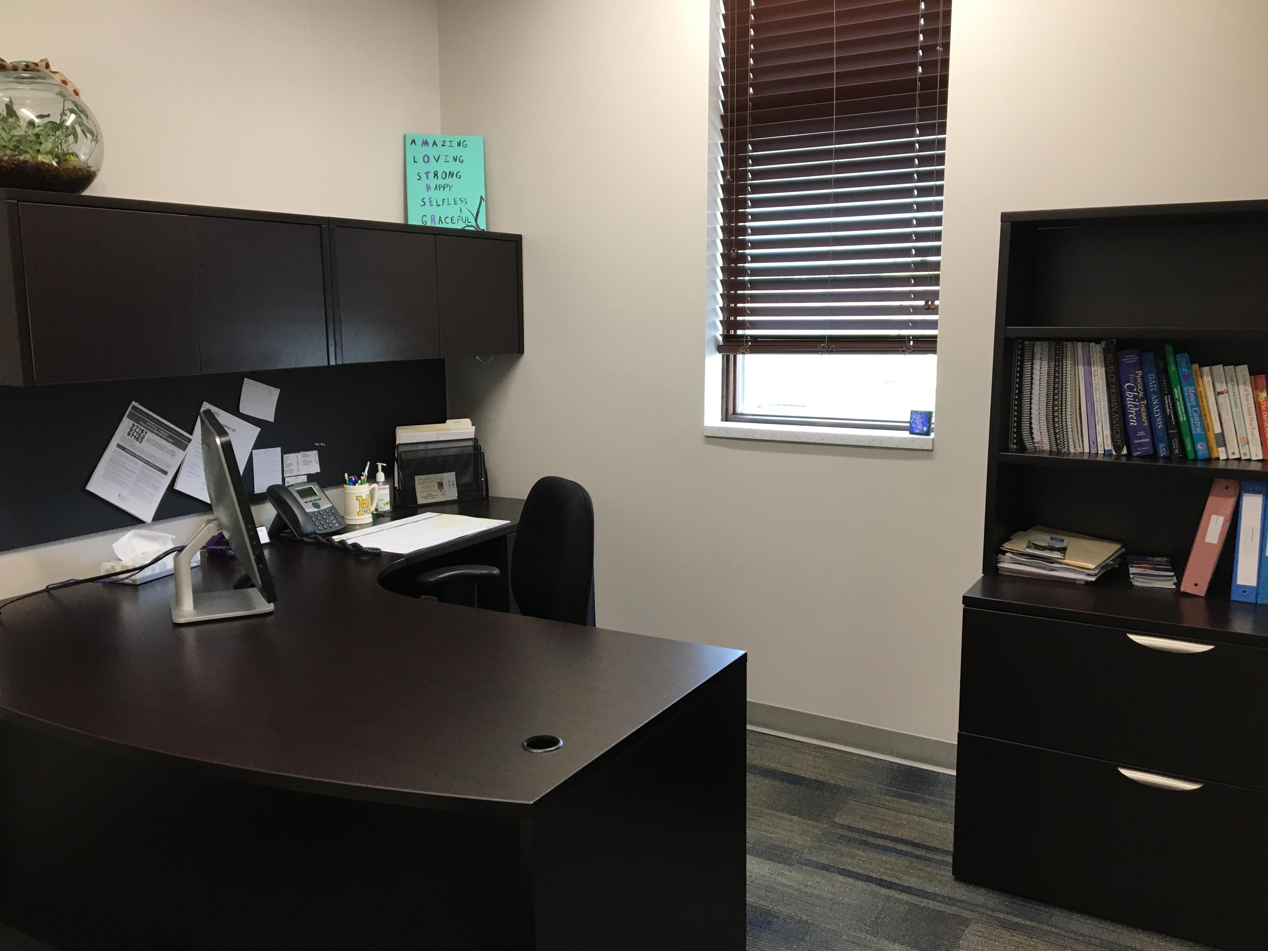 Joe's Kids Admin Office